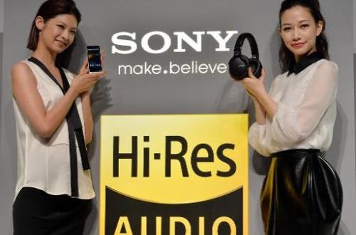 Sony Hi-Res - Girls