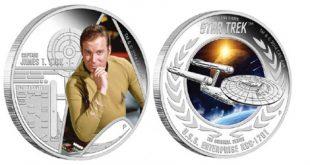 Monnaie Star Trek
