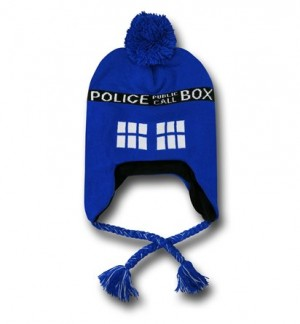 tuque dr. who