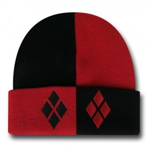 tuque harley quinn