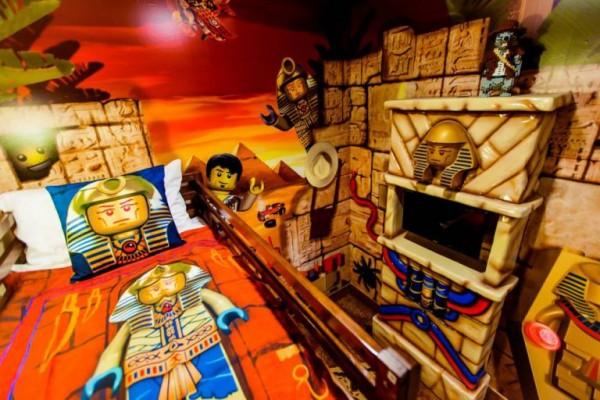 LEGO chambre aventure