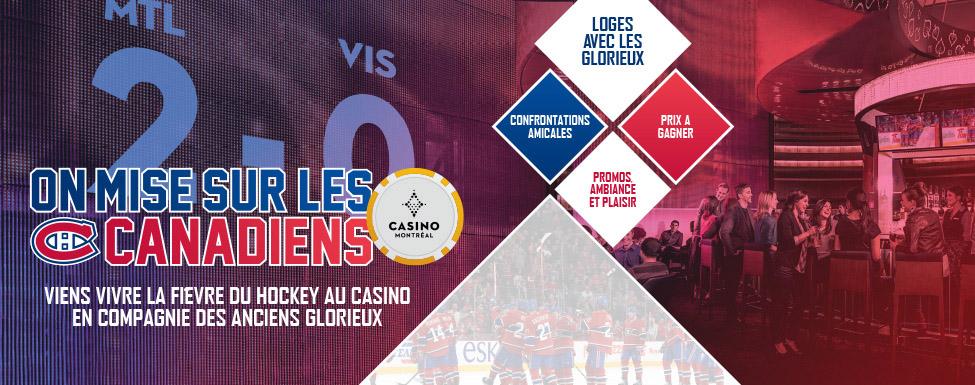 Casino de Montréal - Canadiens