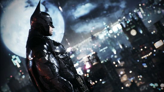 Gotham City - Batman Arkham Knight