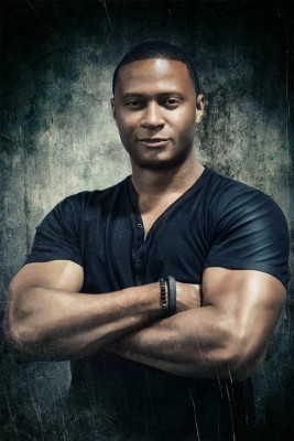 David Ramsey incarne John Diggle dans Arrow