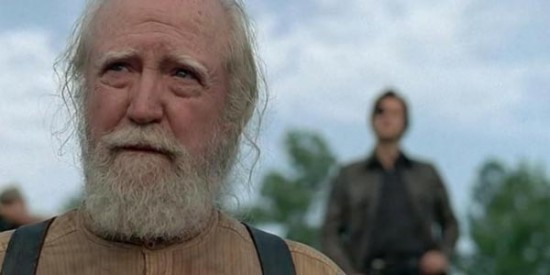 Scott Wilson incarne Hershel dans The Walking Dead