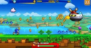 Sonic Runners - 01