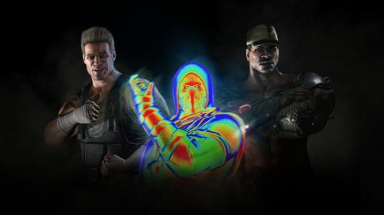 Mortal Kombat X - Apparence du DLC Predator Bundle