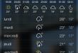 Yahoo Météo - iOS