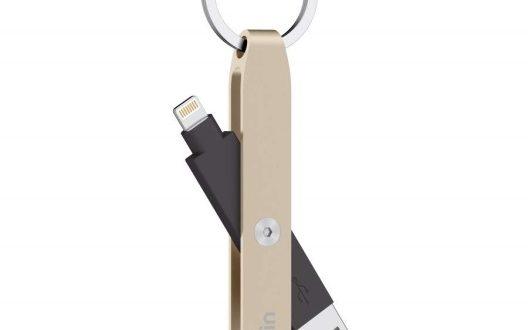 Câble lightning Belkin Porte-clés MIXIT