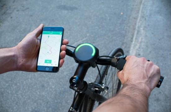 SmartHalo - Navigation
