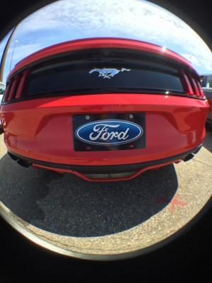 Marathon des Découvertes Ford