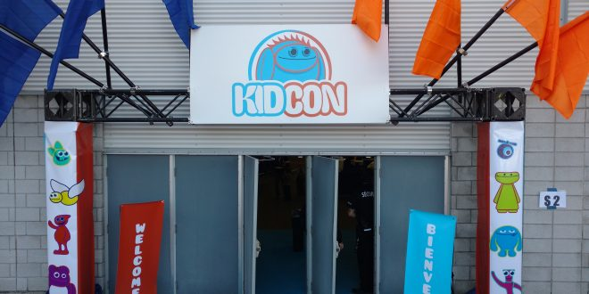 Entrée du KidCon