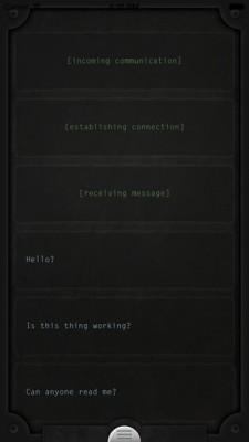 Vous entrez en communication avec Taylor - Lifeline