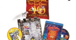 Monty Python Holy Grail 40th