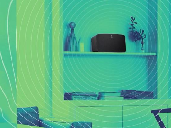 SONOS Trueplay analyse votre pièce pour optimiser les réglages du haut-parleur automatiquement.