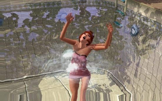 La noyade d'un Sim - 5 meilleures façons de tuer les Sims