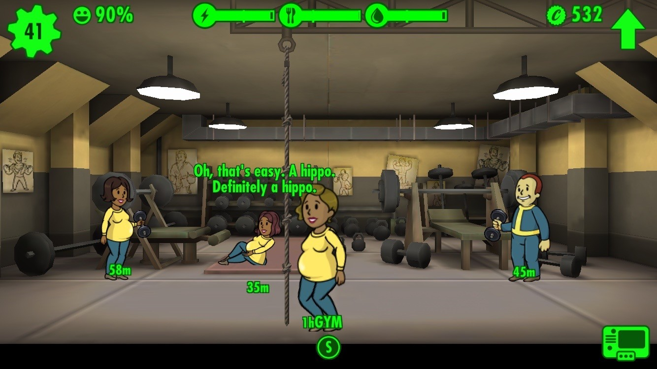 Fallout Shelter - screenshot 2