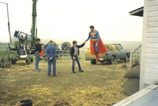 making superman iv