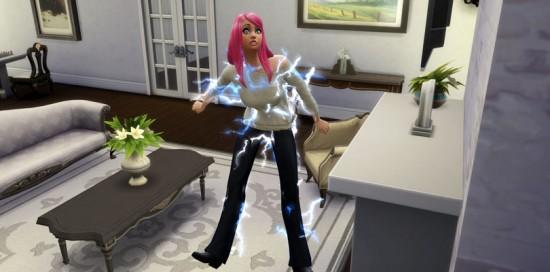 L'électrocution - 5 meilleures façons de tuer les Sims