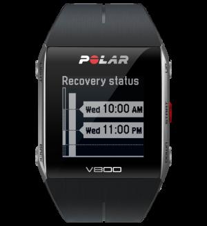 Polar V800 - Noire