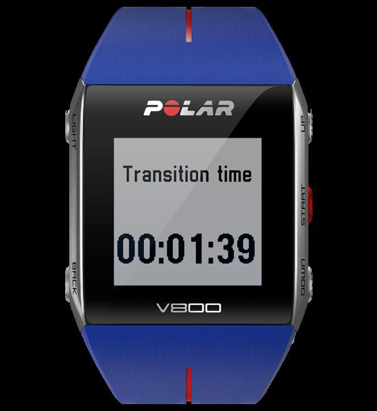 Polar V800 - Bleue
