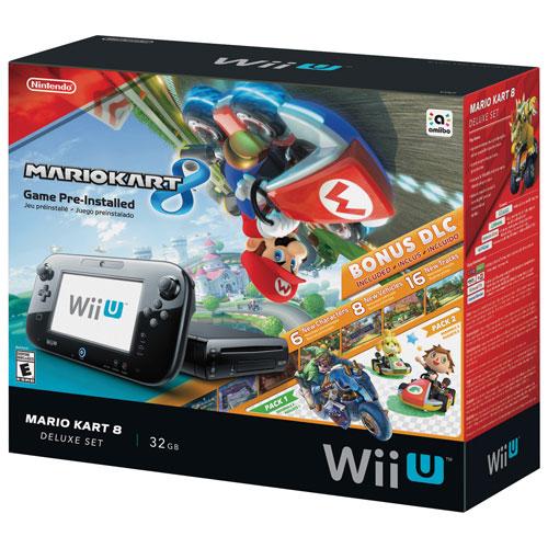 Wii U - Édition Mario Kart 8 - La liste de Noël geek de Pascal!