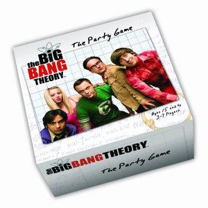 Boite The Big Bang Theory - Des jeux de société pour Noël