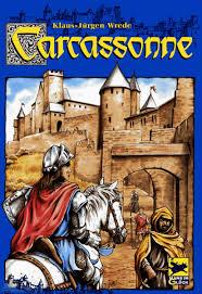 Boite Carcassonne - Des jeux de société pour Noël