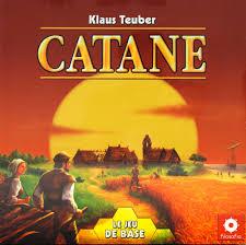 Boite Catane - Des jeux de société pour Noël