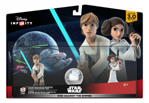 Disney Infinity 3.0 Star Wars_Rise_Against_the Empire PackShot