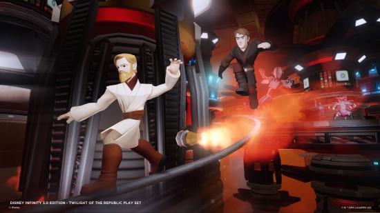 Disney Infinity 3.0 - Star Wars Twilight of the Republic