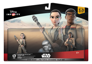 Disney Infinity 3.0 Star Wars_The Force Awakens PackShot
