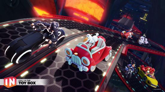 Disney Infinity 3.0 - ToyBox Speedway