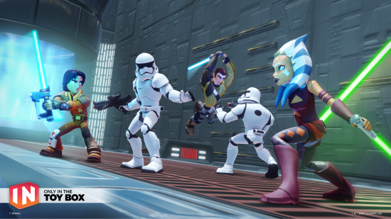 Disney Infinity 3.0 - ToyBox Takeover