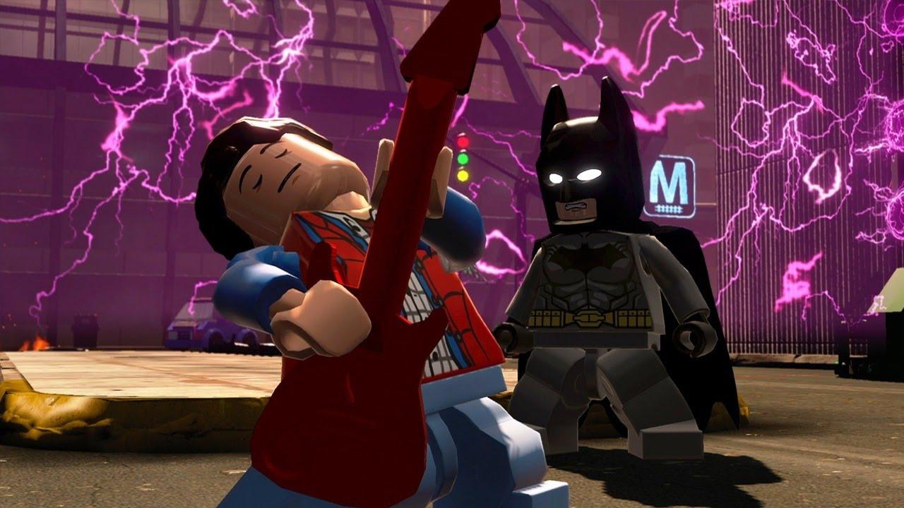 Lego Dimensions Batman Marty