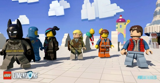 Lego Dimensions Personnages