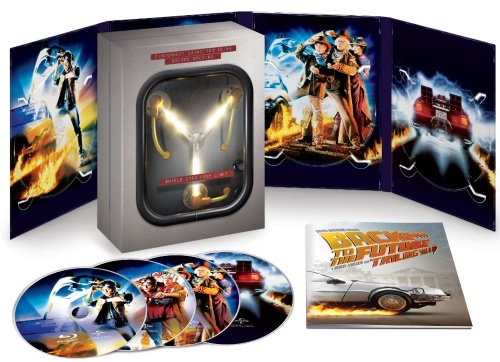 Coffret-cadeau Back to the Future 30th Anniversary (Blu-Ray)