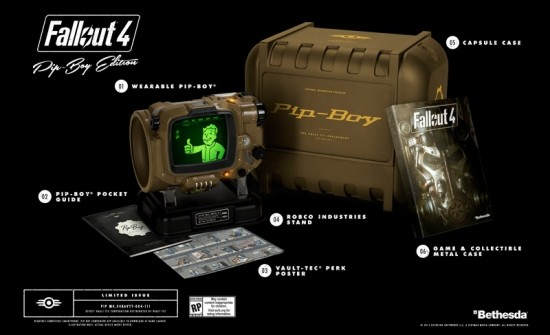 Fallout 4 Special Pip-Boy Edition
