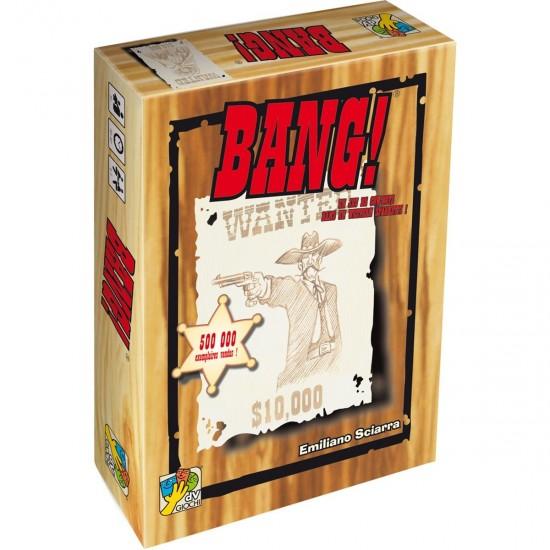 BANG! - Boitier
