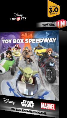 Disney Infinity 3.0 - Toy Box Speedway