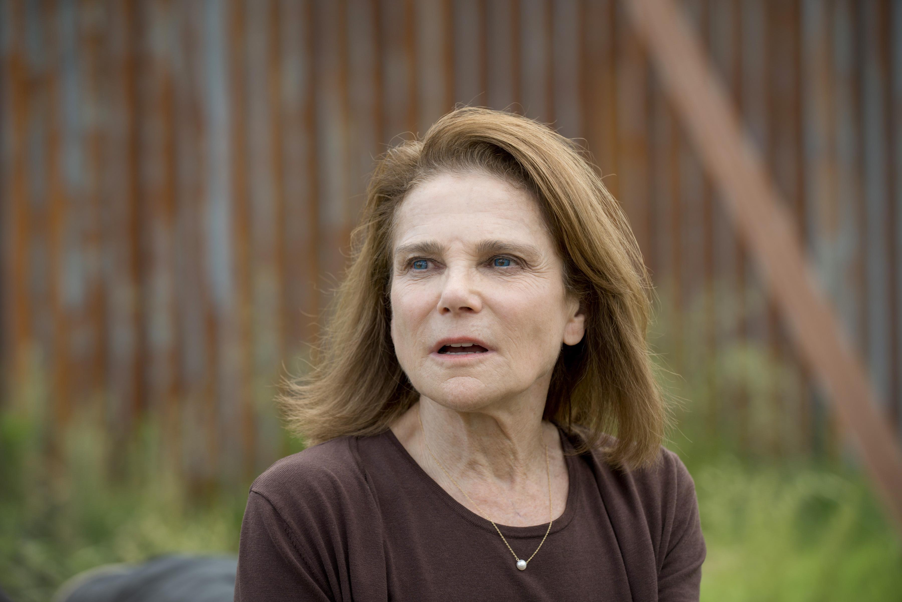 Tovah Feldshuh / Deanna Monroe - The Walking Dead Saison 6 Épisode 2 - Crédit photo : Gene Page/AMC