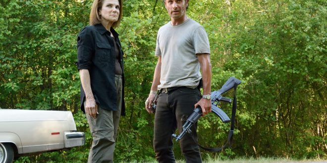 the walking dead saison 6 episode 1