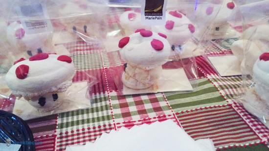 Des desserts aux champignons