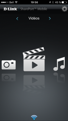 D-Link DIR-890L - SharePort | Vidéo