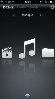 D-Link DIR-890L - SharePort | Musique