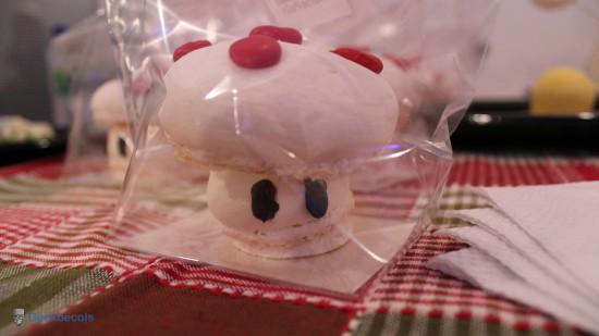 Des desserts aux champignons... De plus près!