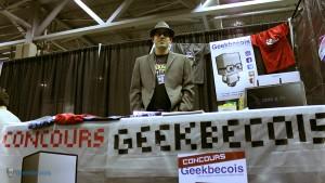 Geekbecois au Salon du jeu et du jouet