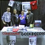 Kiosque Geekbecois