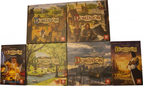 Dominion - Plusieurs boitiers