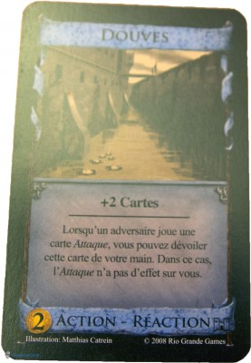 Dominion - carte Douve